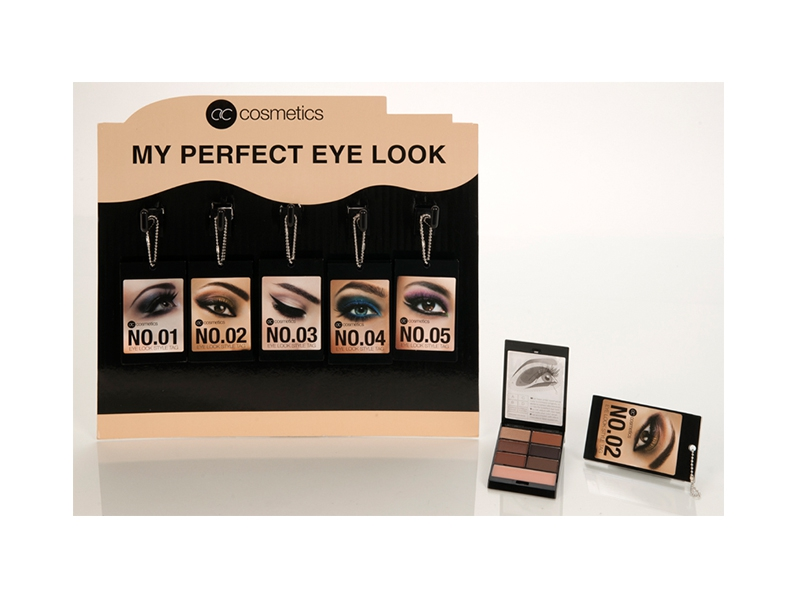 Lidschatten-Set Eye Look Style Tag