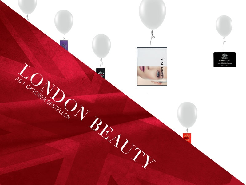 Miabox London Beauty - Edition