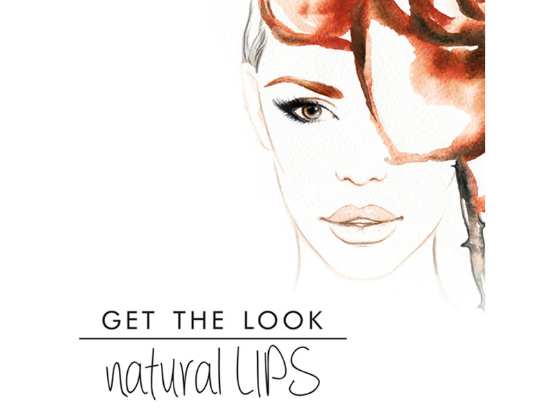 Natural Lips Set