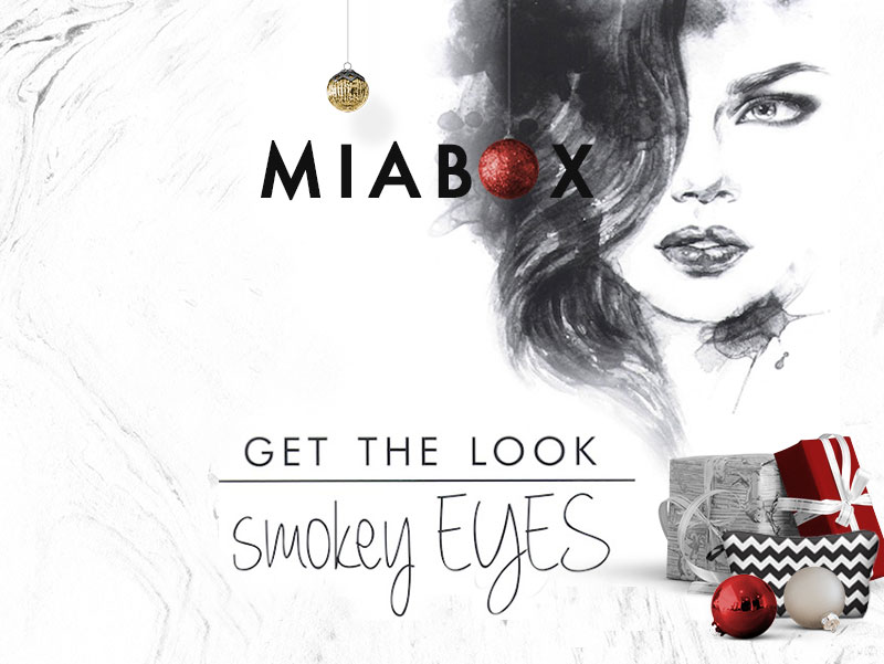 "Christmas Edition ""Smokey Eyes"""