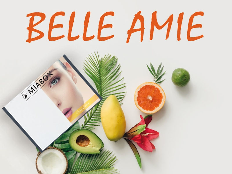 Miabox Juli-Edition Belle Amie
