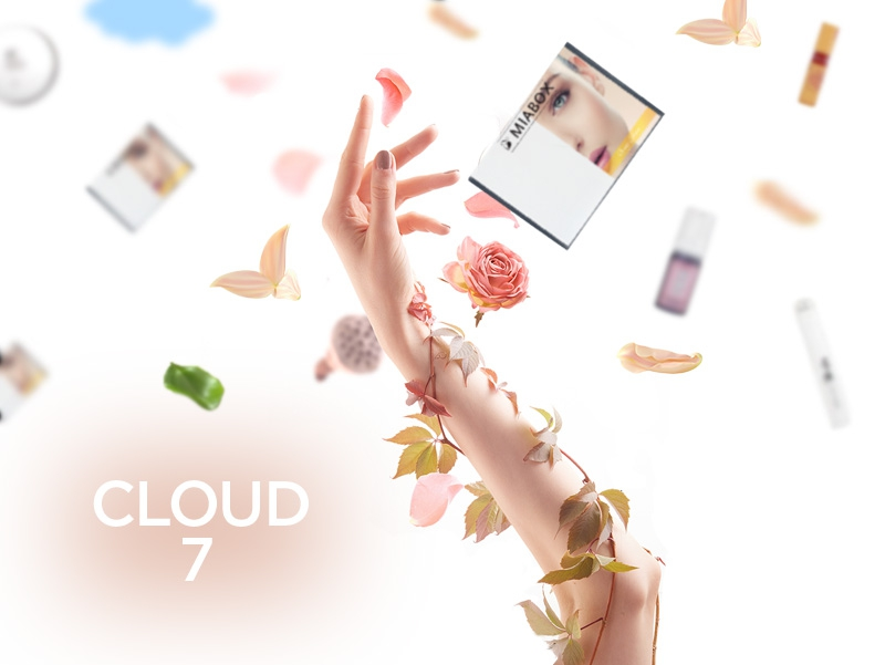 "Miabox ""Cloud Seven""-Edition Oktober"