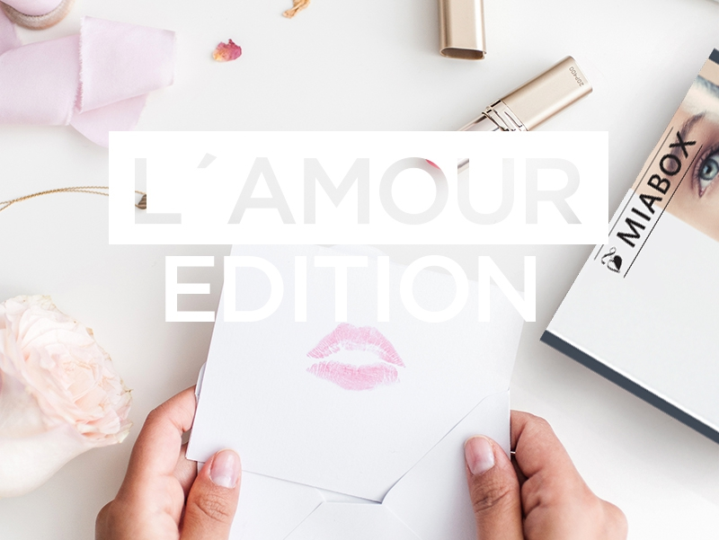 "miabox ""l'Amour"" Edition"