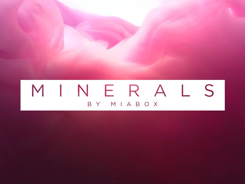 "Miabox ""MINERALS"" Edition August 2018"