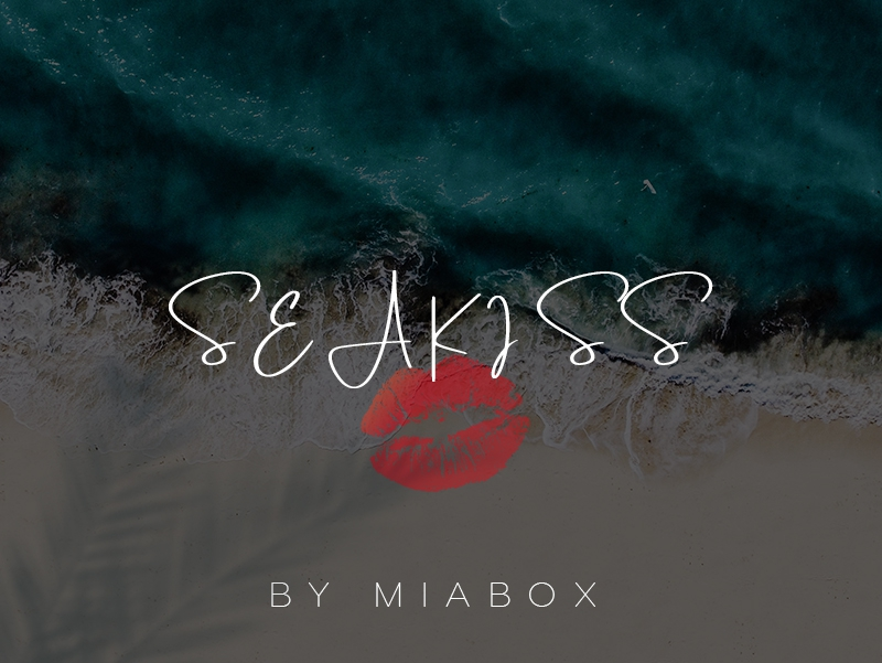 "Miabox  ""SeaKiss"" –Edition September"