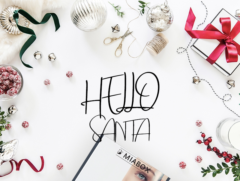 "Miabox ""Hello Santa"" - Edition"