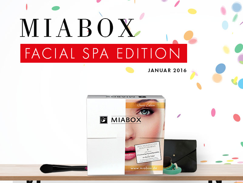 Miabox Facial Spa – Edition