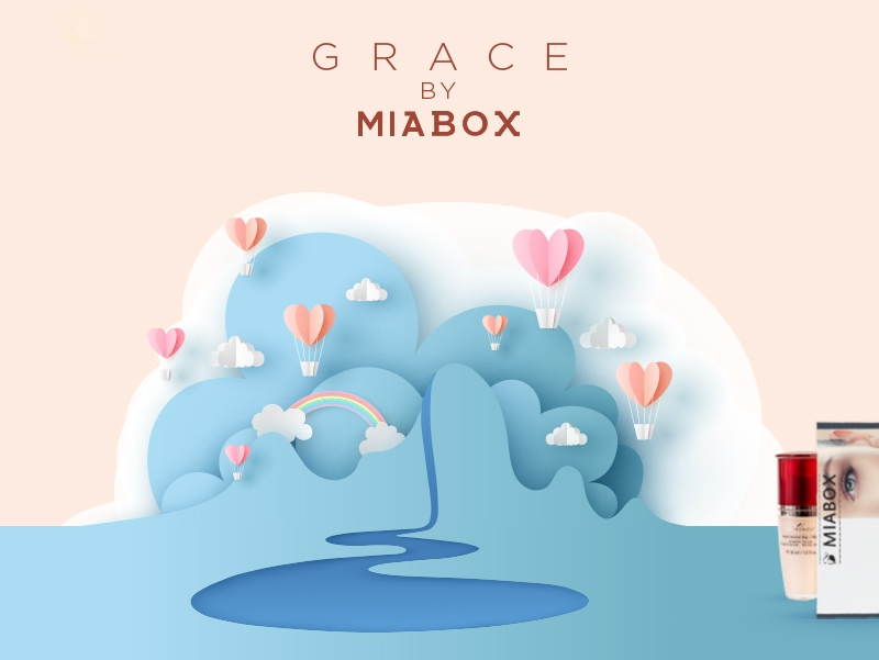 "Miabox ""GRACE""-Edition"