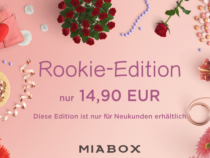 Miabox Rookie-Edition
