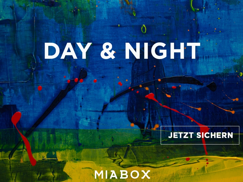Miabox DAY & NIGHT -Edition Juli