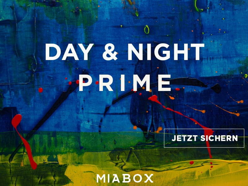 Miabox DAY & NIGHT PRIME -Edition Juli