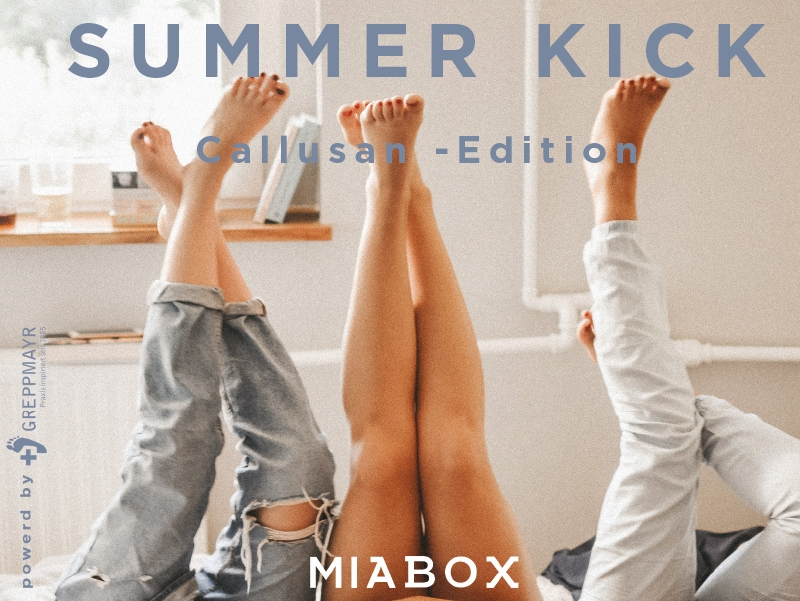 Miabox-Callusan SUMMER KICK Extra-Edition