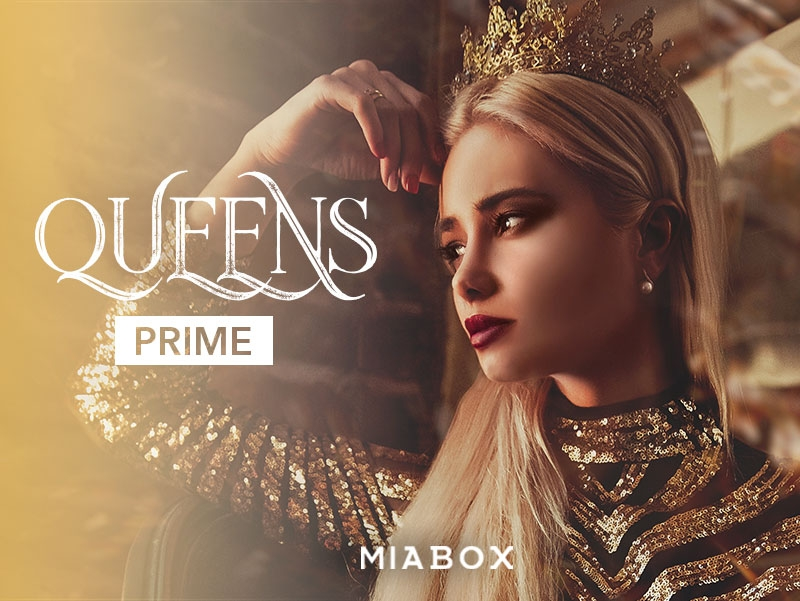 Miabox QUEENS-PRIME-Edition