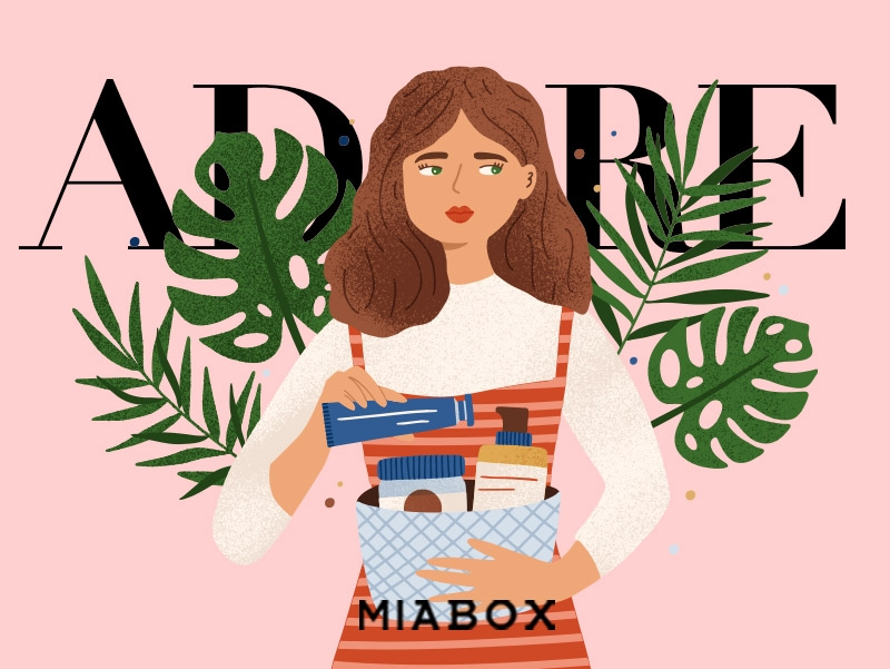 Miabox ADORE Edition Februar