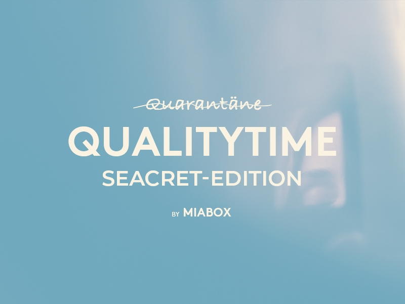 Miabox QUALITYTIME SEACRET Edition April