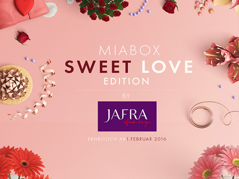 "Miabox ""Sweet Love"" – Edition"