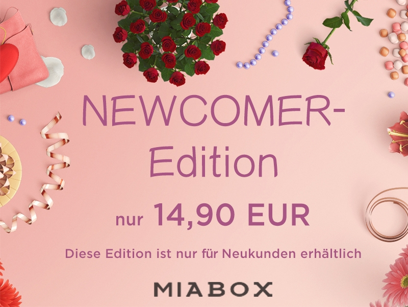 Miabox NEWCOMER-Edition