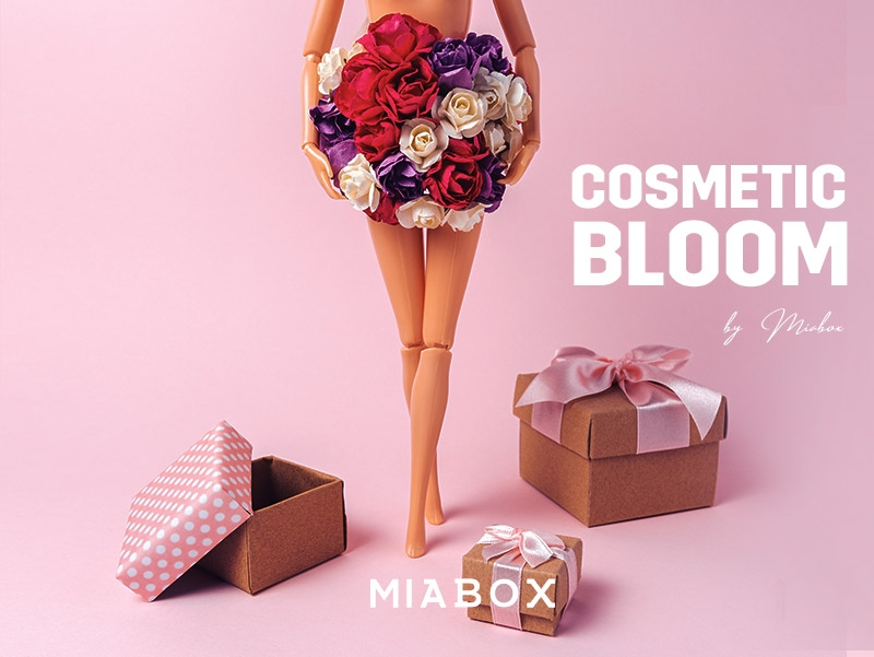 miabox COSMETIC BLOOM Juli Edition