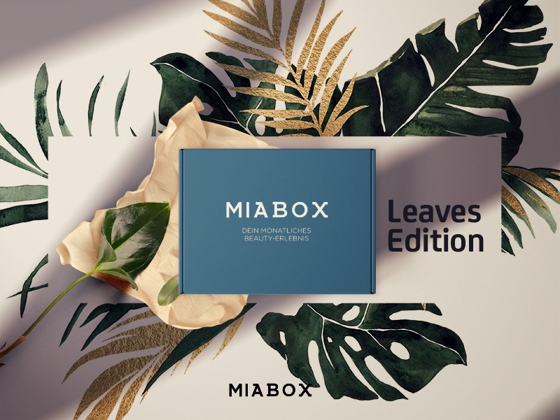 Miabox Leaves Edition Oktober