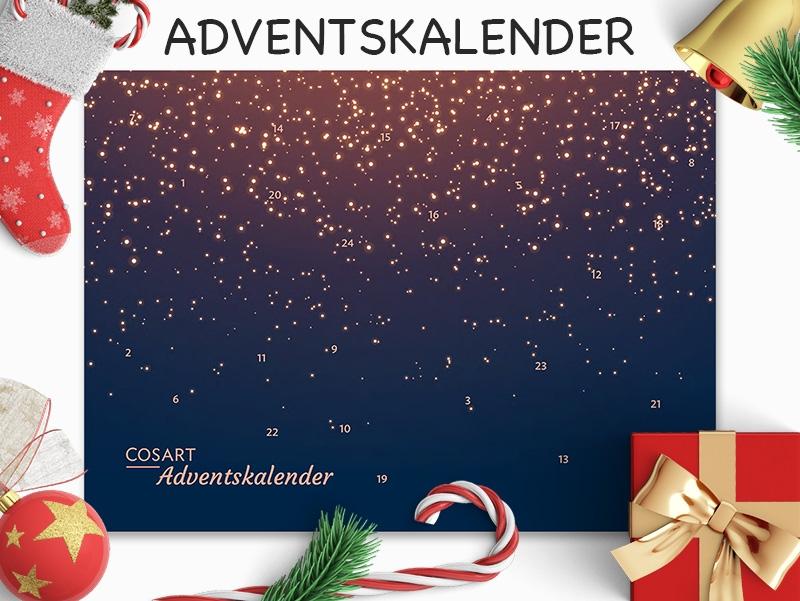 Cosart Adventskalender Edition online kaufen