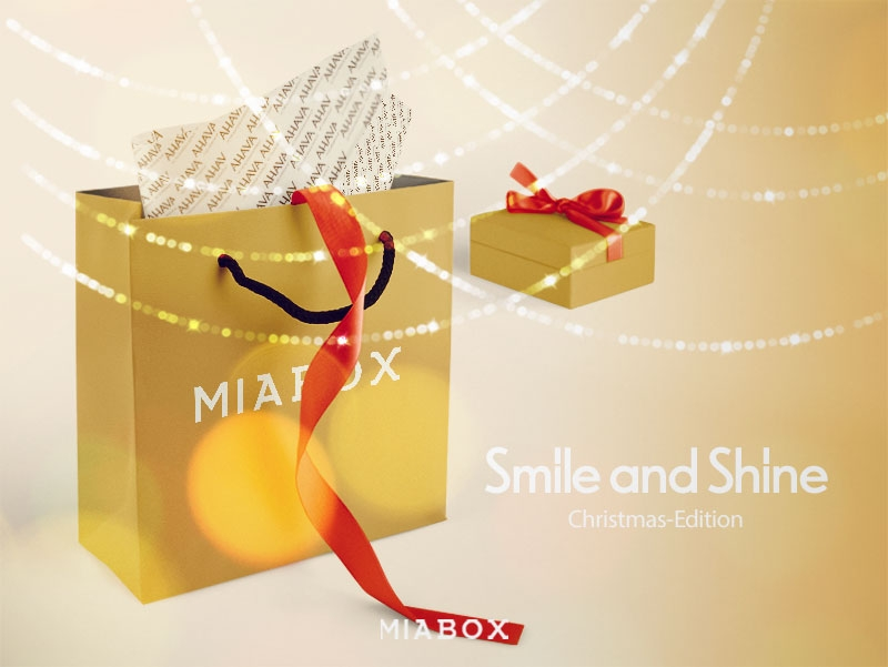 Miabox Smile and Shine - Dezember Edition