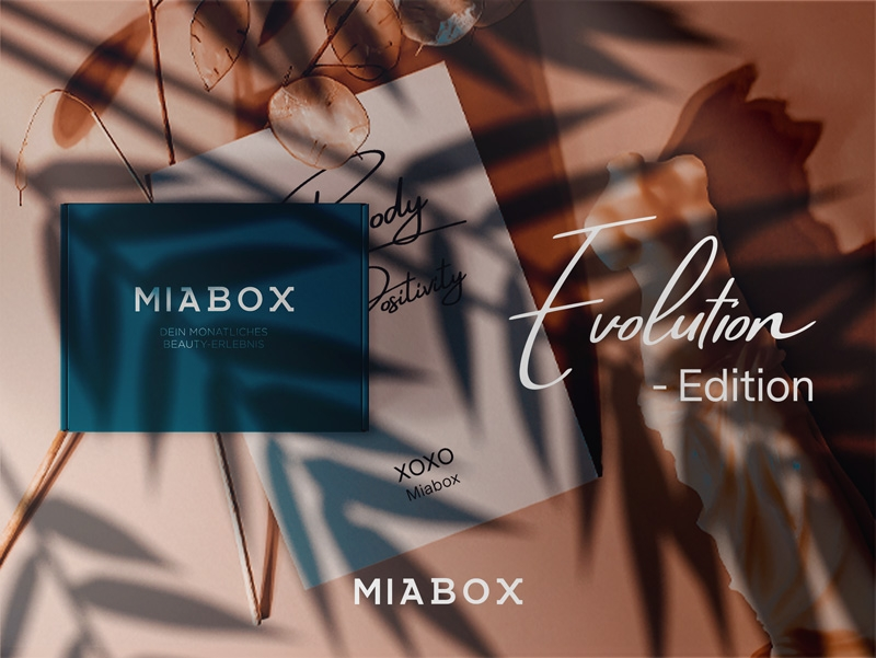 Miabox Evolution April Edition