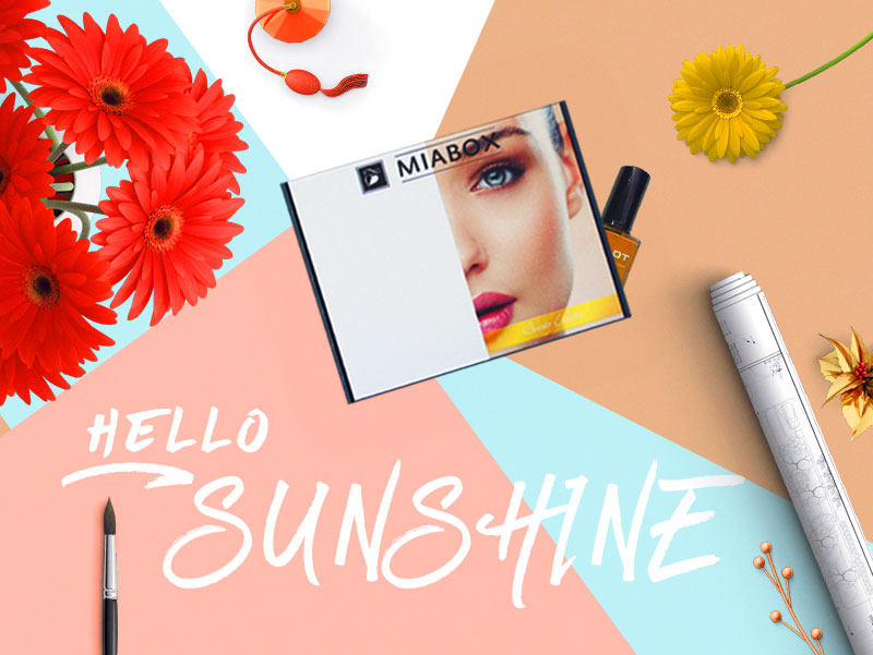 Miabox Hello Sunshine