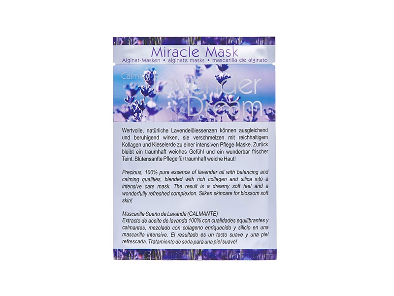WOB Miracle Mask Lavender Dream